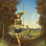 Nordic Pilgrim Walking