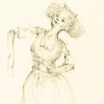 Marionettenfrau