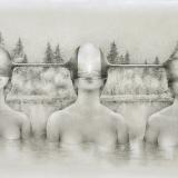 Drei Wächterinnen-Schwestern