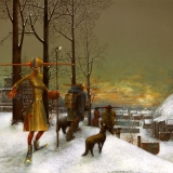 Rückkehr der Wächter oder Wächter im Schnee