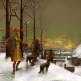 Rückkehr der Wächter oder Wächter im Schnee<br />